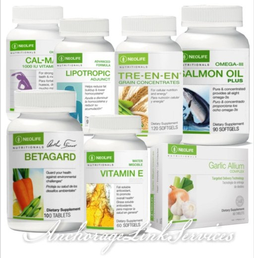NEOLIFE Supplements for Asthma Care