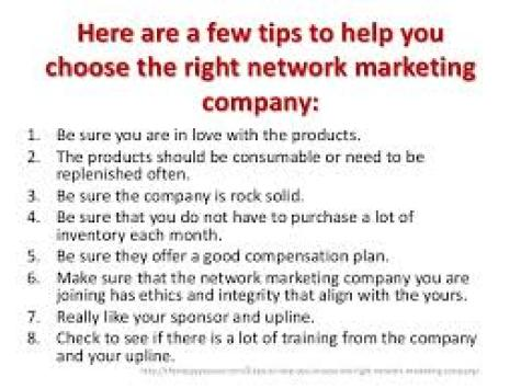 What Are The 7 Most Exciting Benefits of Network Marketing?