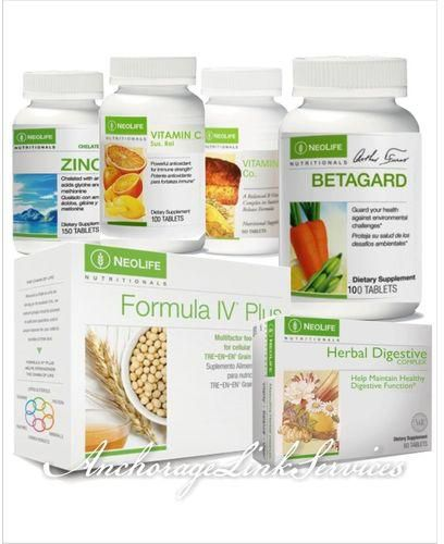NeoLife Supplement For Hepatitis A, B And C