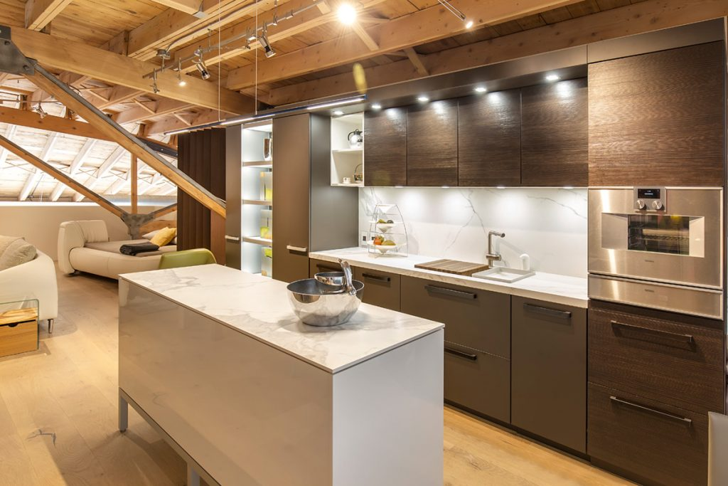 Studio 2B  Neolith Kitchen