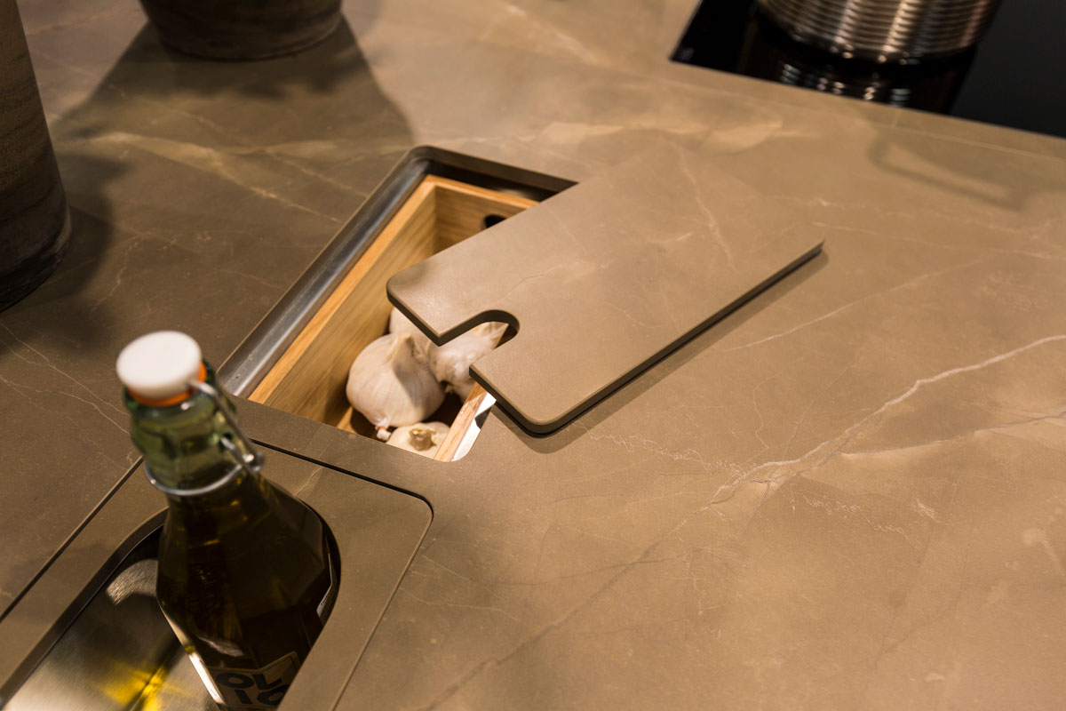 Encimera Neolith Pulpis  Neolith Kitchen