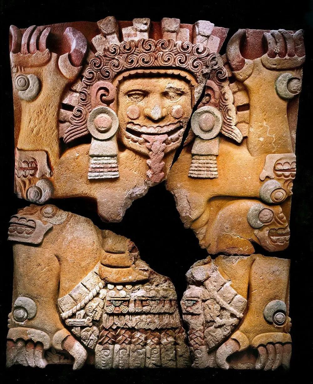 El Camino De Las Almas Al Inframundo Mexica O Mictlán Despues De La