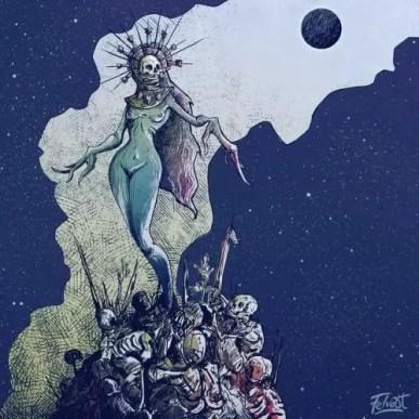 Leyenda de las Tzitzimime, estrellas demonios que devoran humanos • NeoMexicanismos
