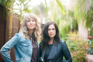 Lisa MacIsaac and Brenley MacEachern, singer-songwriter-musician duo from Toronto, headline the August 17, 2019 Blue Sky Folk Festival.