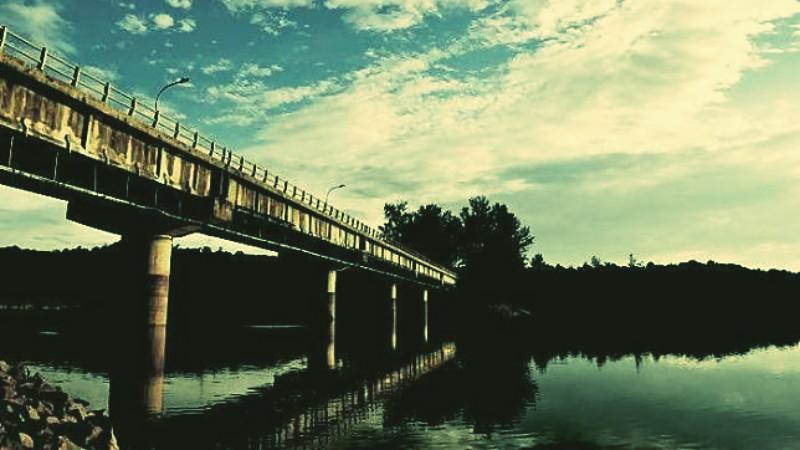 Misteri Jembatan Sei Ladi Batam