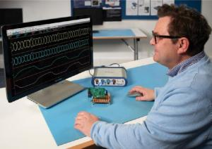 Utilisateur d'oscilloscopes RF de Pico