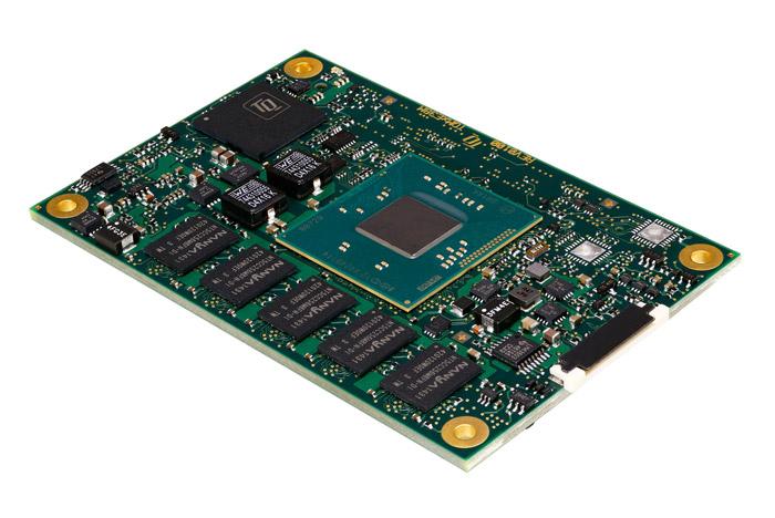 Module TQMxE38M COM Express Mini