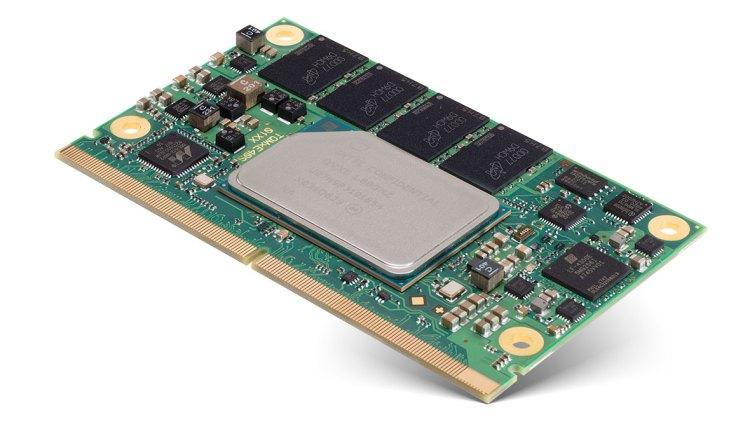 Module SMARC 2.1 à base Atom x6000