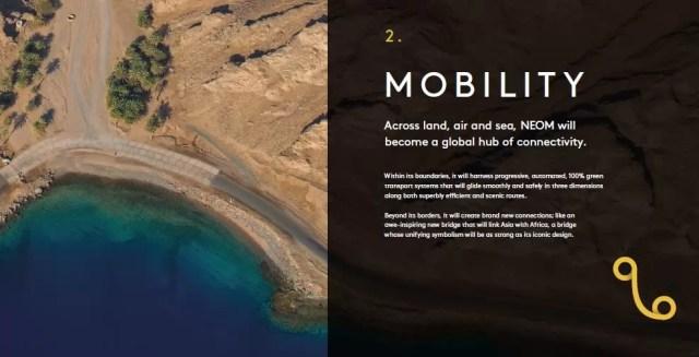 NEOM's Nine Key Sectors Will Change the World 11