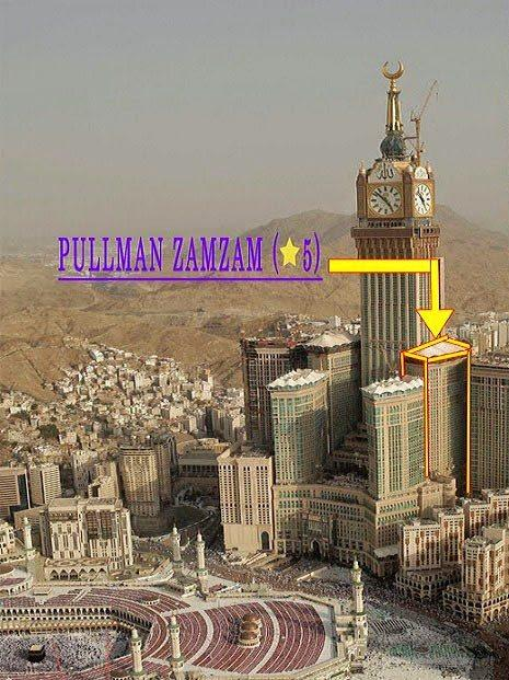 Zamzam Tower