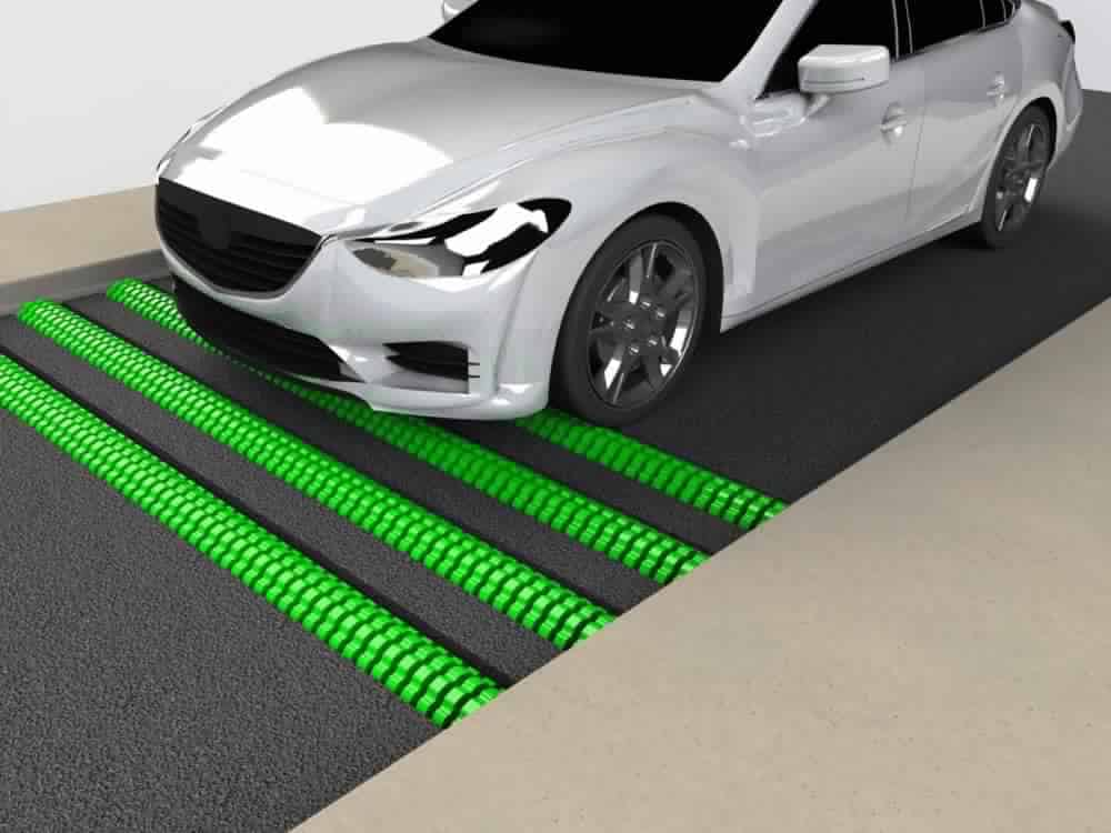 Saudi inventors generate electricity from vehicle's tires for NEOM