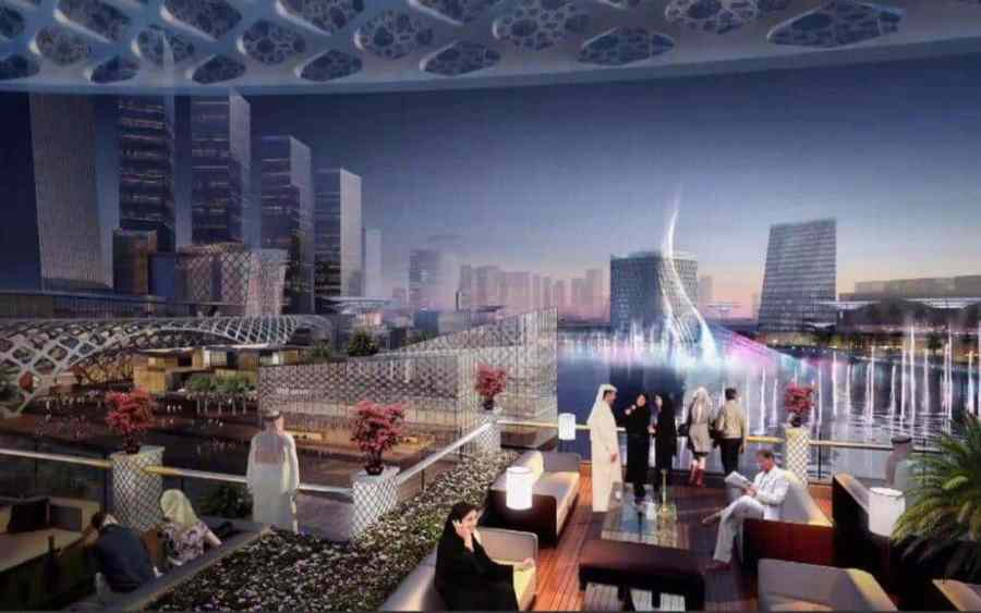 Jeddah Economic City - Saudi Urban Landmark 3