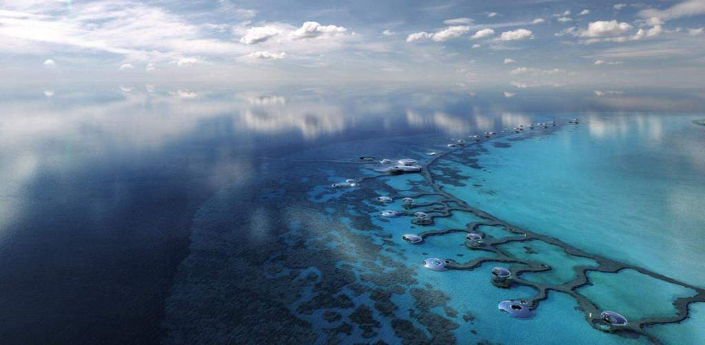 The Red Sea Project - Island Resort