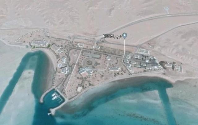 NEOM Bay