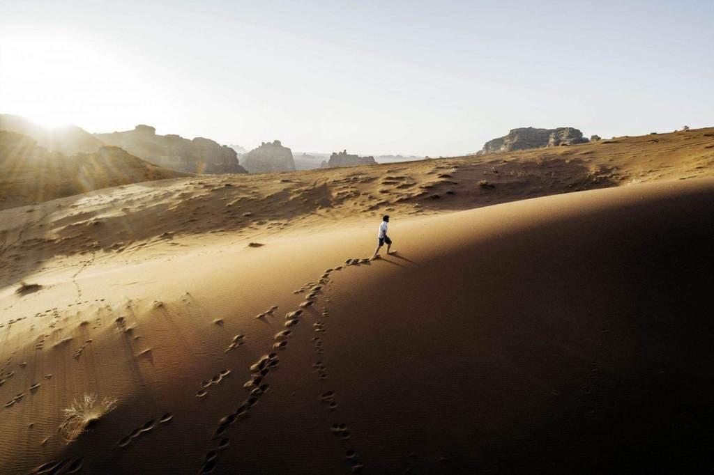 Best Photographers Journey to NEOM 1