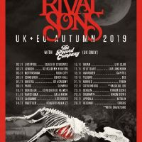 Rival Sons kündigen Europa-Tour 2019 an - Zwei Gigs in Deutschland