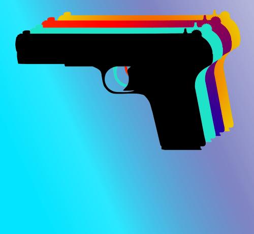 small resolution of gun pistol clipart copy