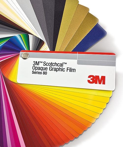 colori 3M SERIE 80