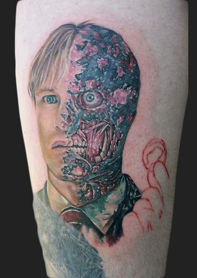 Neon Dragon Tattoos : dragon, tattoos, Morgan, Tattoo, Artist, Dragon, Cedar, Rapids,