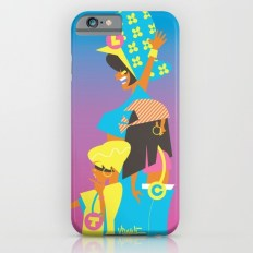 TLC IPhone Case