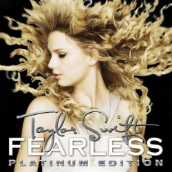 'Fearless - Platinum Edition' - AP Photo/Big Machine