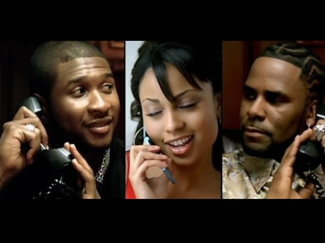 R Kelly and Usher's 'Same Girl' analysed (1/6)