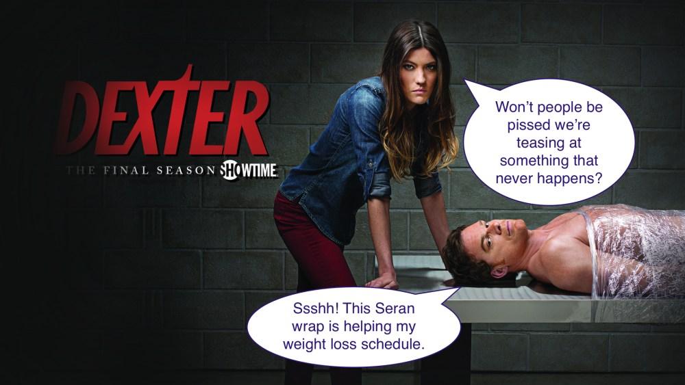 Dexter Final Season review  (1/6)