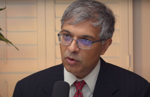 professor jay bhattacharya says dr  fauci s credibility is  entirely shot