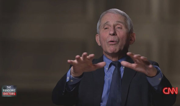 trump says fauci wanted to leave americans  locked in our basements