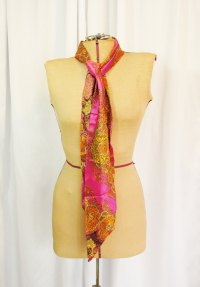Etsy Finds: Vintage Paisley Scarves | The Neon Of 1986