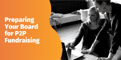 Download 'Preparing Your Board for Peer-to-Peer Fundraising' Today!