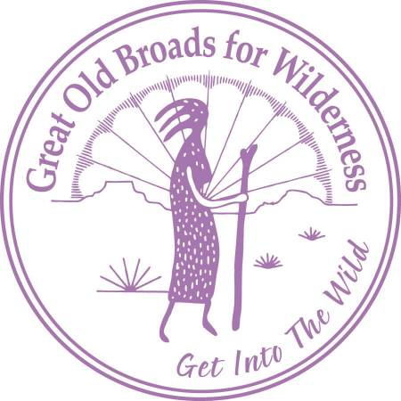 The Great Old Broads for Wilderness Logo