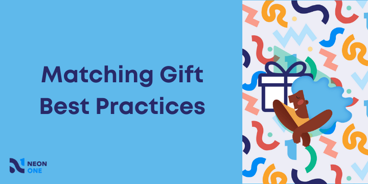 matching gift best practices