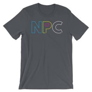 NPC Neon T-Shirt
