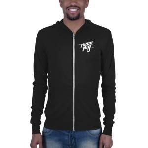 NeverBoaring zip hoodie