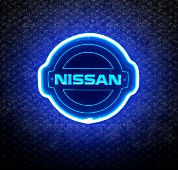 Nissan 3D Neon Sign