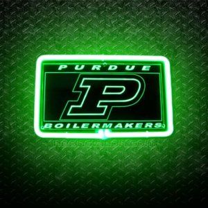 NCAA Purdue Boilermakers 3D Neon Sign