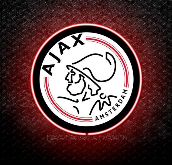 AFC Ajax 3D Neon Sign