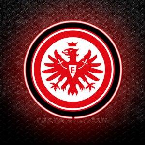 Eintracht Frankfurt 3D Neon Sign
