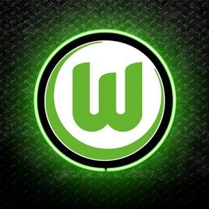 VfL Wolfsburg 3D Neon Sign