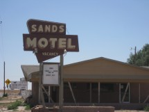 Sands In Bovina Texas Neontype
