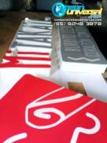 Letreros, logotipos y placas de acrílico (4)