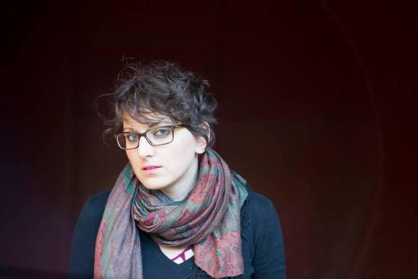 Portrait Sarah Berger milch_honig, Schriftstellerin, Autorin