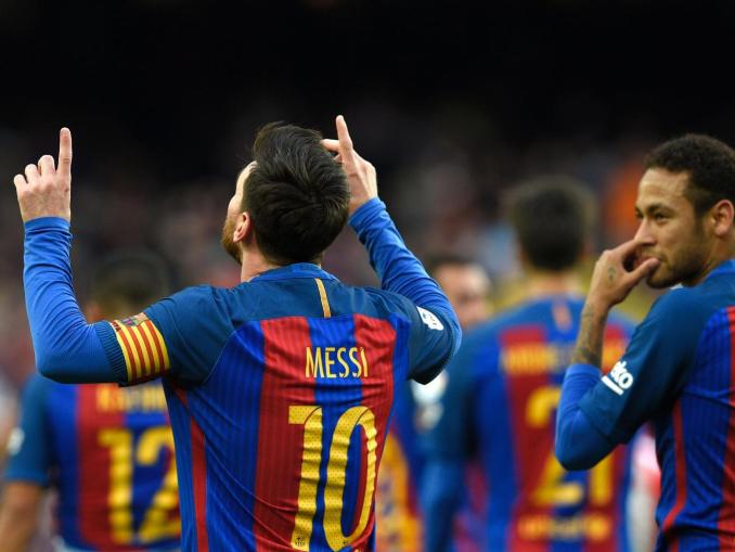 Lionel Messi wants three players sold, according to reports