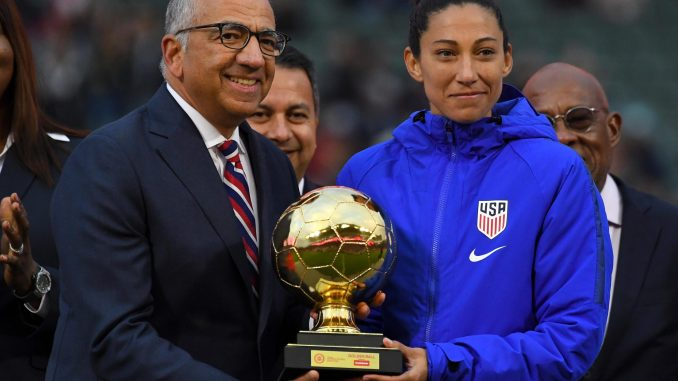 U.S. Soccer Federation President