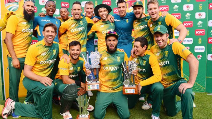 The popularity of the sport in the continent was boosted when it hosted the Cricket World Cup.