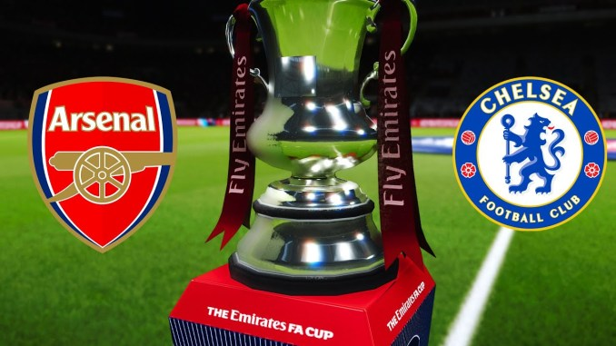 Arsenal vs Chelsea - FA Cup Final 2020 Gameplay