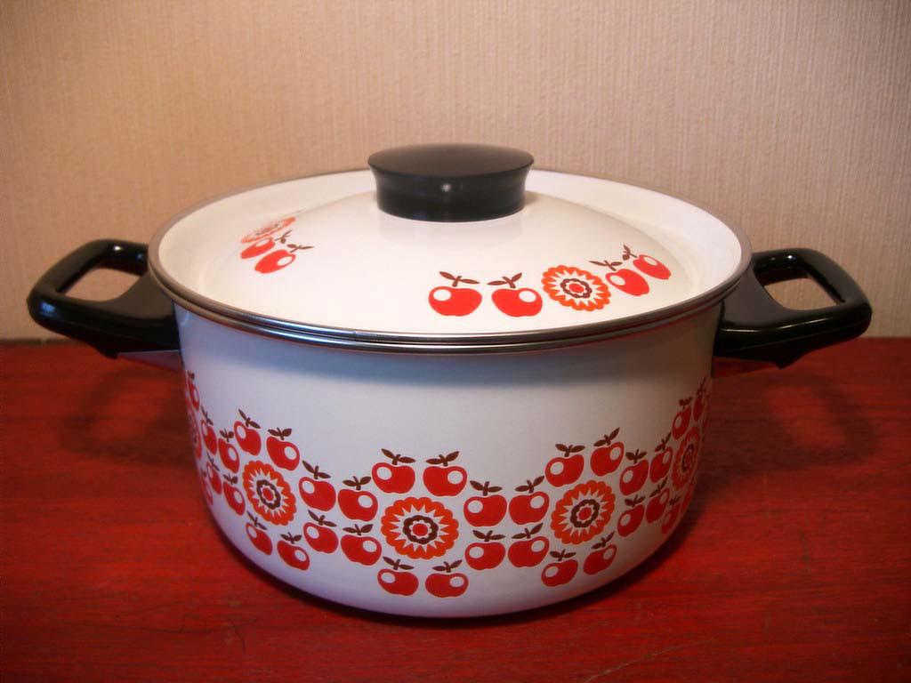 ホーロー鍋 | ネオレトロ昭和館