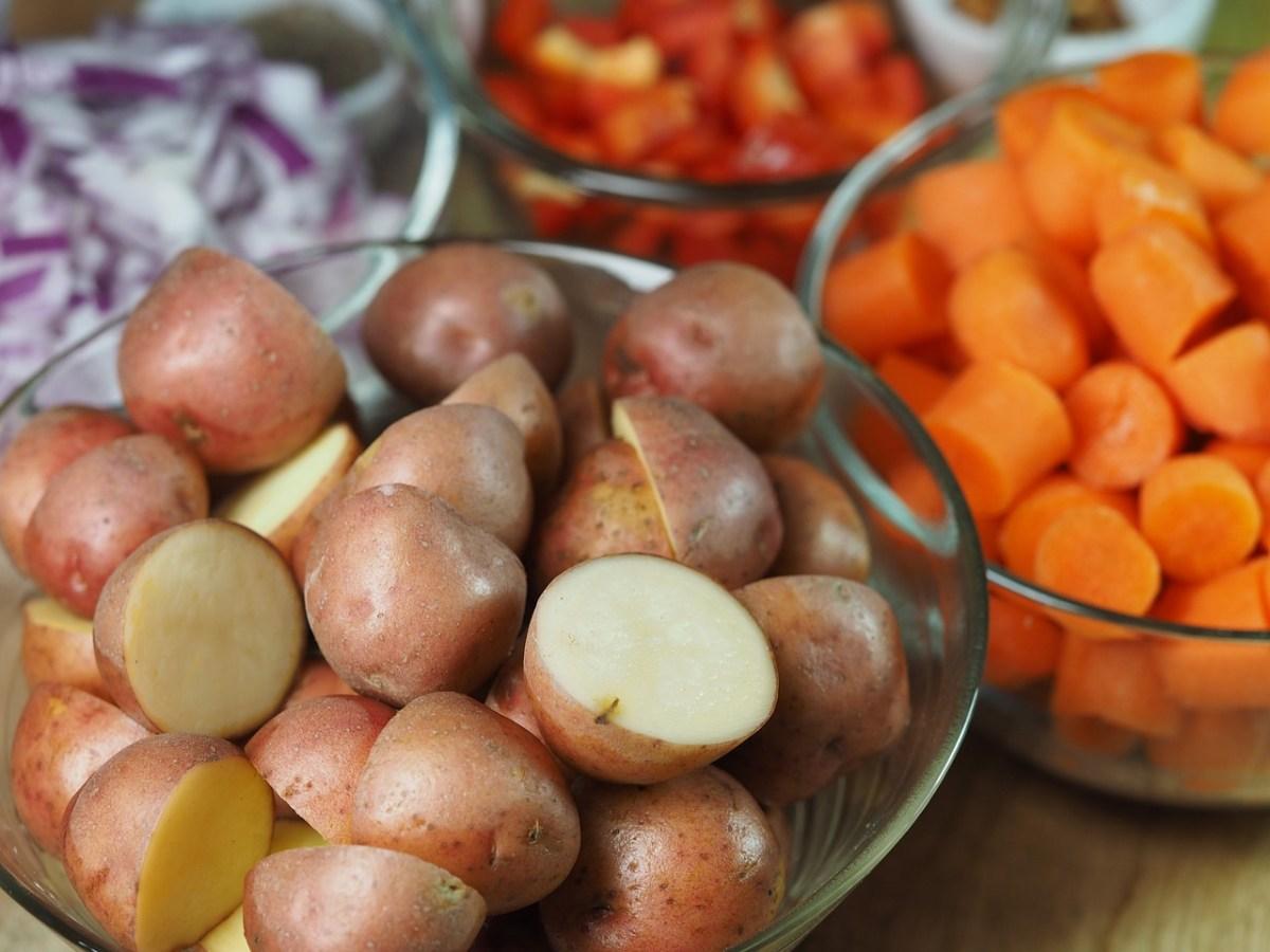Recette: Ragoût de chevreuil et légumes de saison
