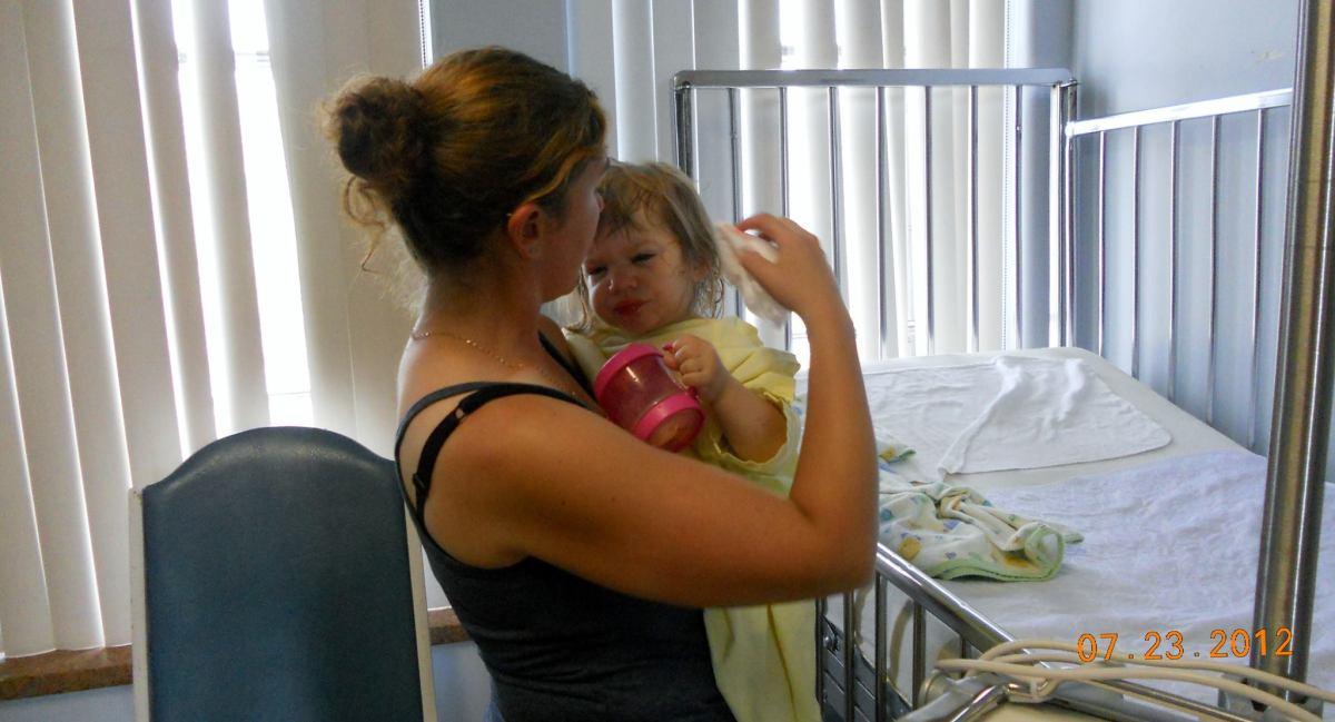 Loin de Montréal avec un enfant malade